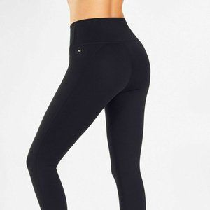 New Fabletics High Waisted Solid Powerhold Legging